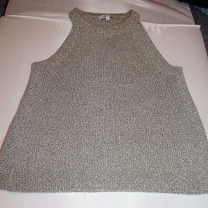 Madewell gray sweater Small